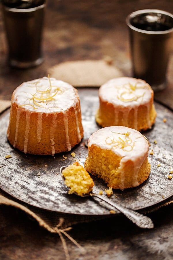 Cakes au citron {Game of Thrones}