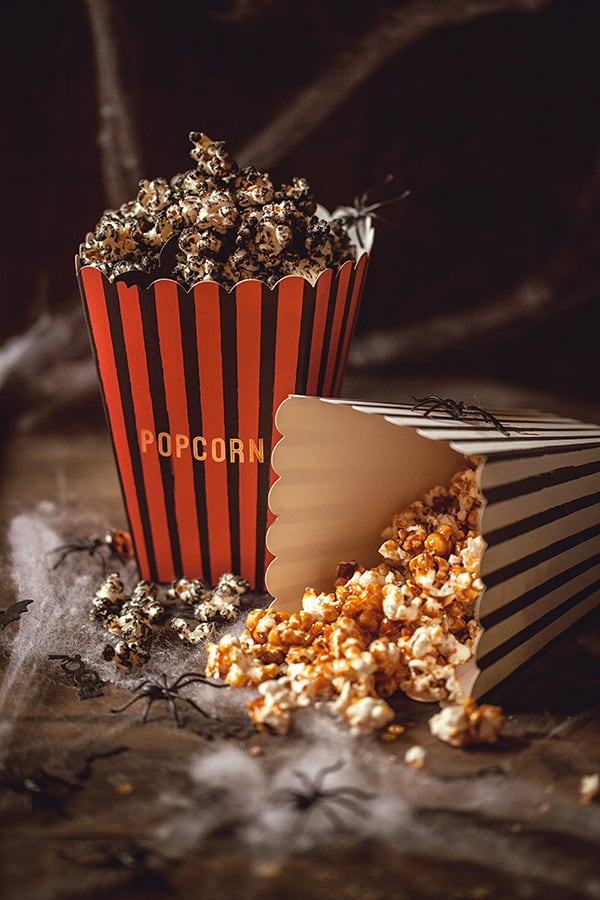 Popcorn d'Halloween avec Holly Party {+ concours}